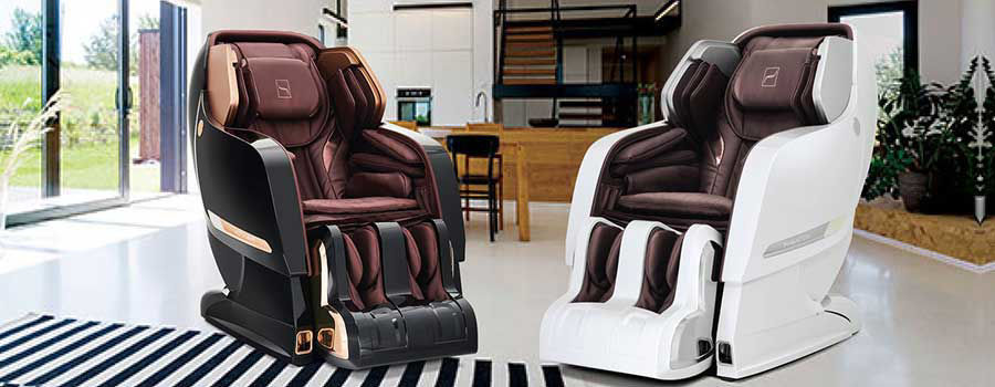Massage Chair Review: INADA DreamWave vs. Bodyfriend Pharaoh
