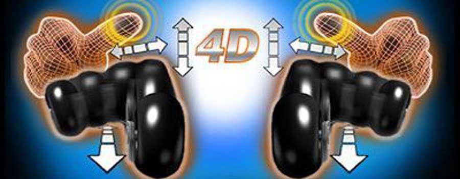 Hướng Dẫn Về Con Lăn Ghế Massage (2D - 3D - 4D)