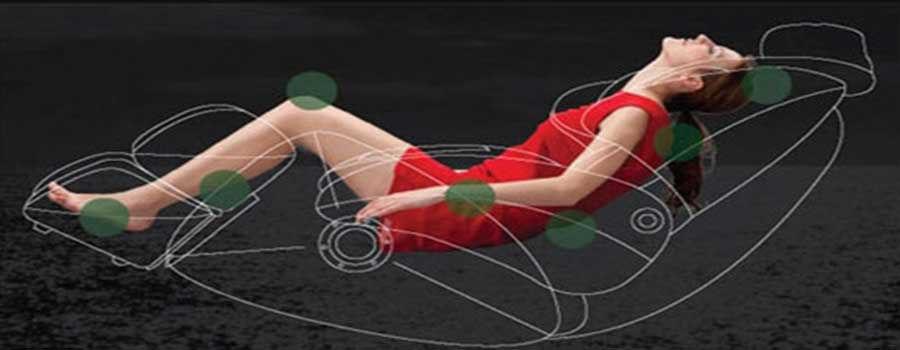 10 lợi ích sức khỏe của ghế massage