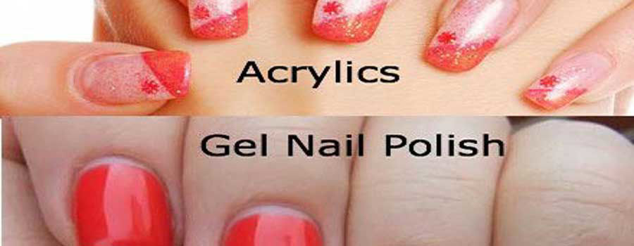 Gel Nails VS Acrylic Nails