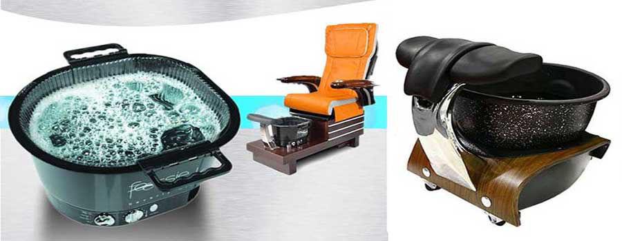 No-Installation, No-Plumbing Pedicure Chairs
