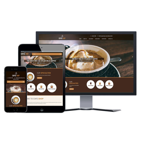 Picture of Restaurant Website - Design #206