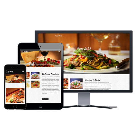 Picture of Restaurant Website - Design #208