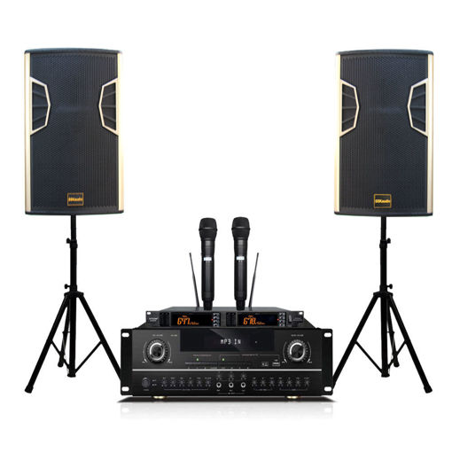 Picture of SSKaudio 4000 Watt Karaoke System