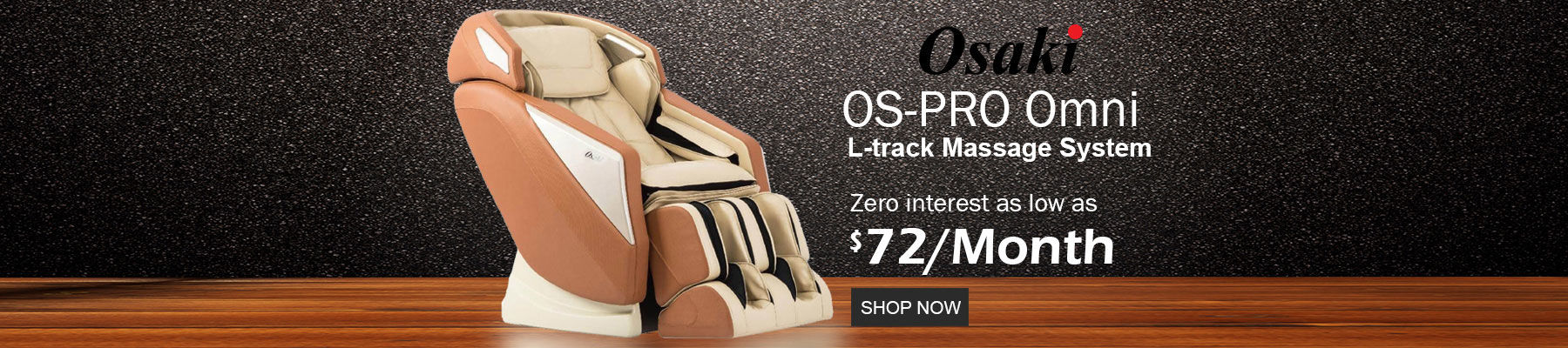 Osaki OS Pro Omni massage chair