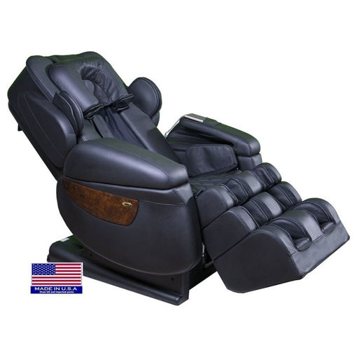 Luraco iRobotics 7 Plus massage chair black