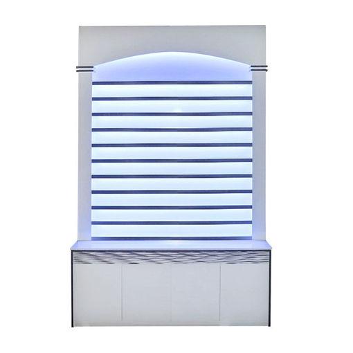 Hình ảnh Kệ Đựng Sơn Luxury với Đèn LED