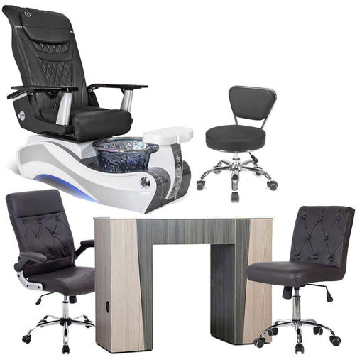 Picture of New Beginning Spa Chair & Furniture Package
