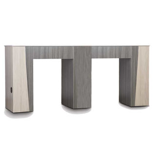 Picture of Tspa Tiffany Double Manicure Table