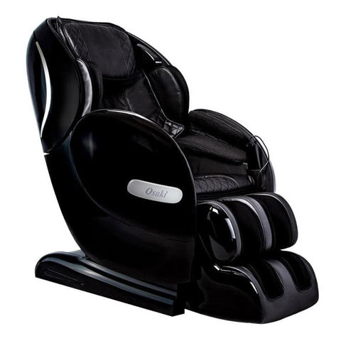 Black Osaki OS-Monarch massage chair