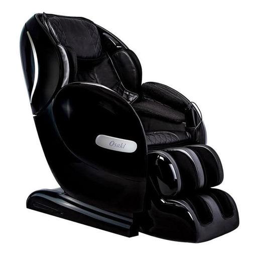 Black Osaki OS-Monarch massage chair