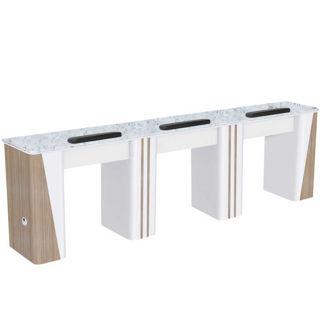 Picture of AYC Nova II Triple Manicure Table