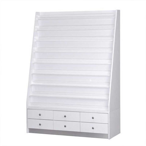 Picture of AYC Sonoma Double Nail Polish Cabinet
