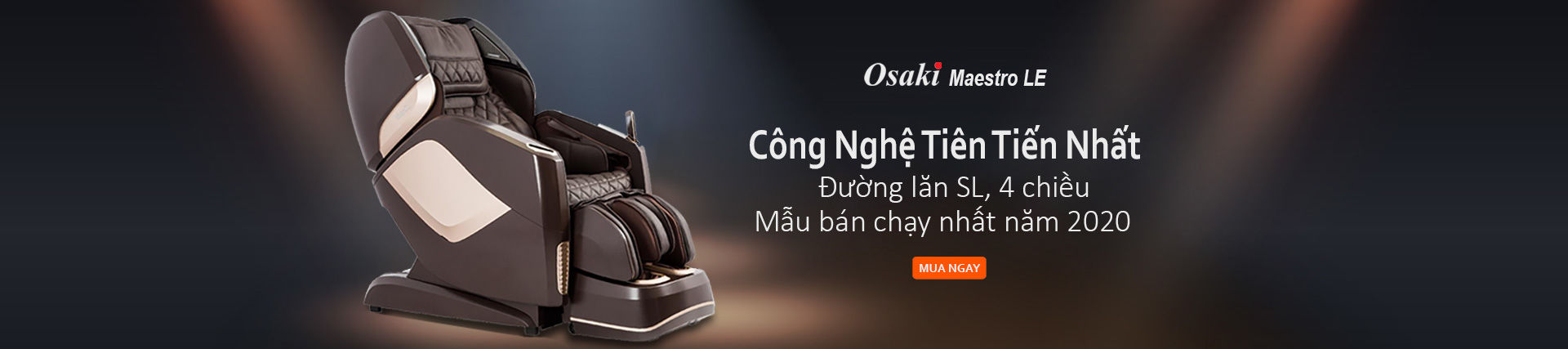 Ghế massage Osaki OS Maestro LE