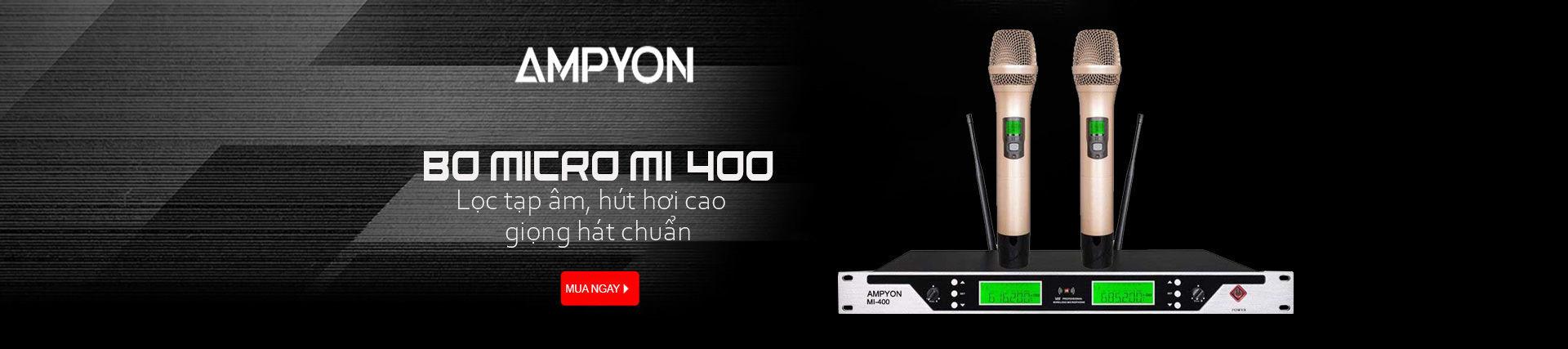 Dàn karaoke Ampyon 1500 watt