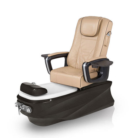 PSD-300 pedicure chair acorn color