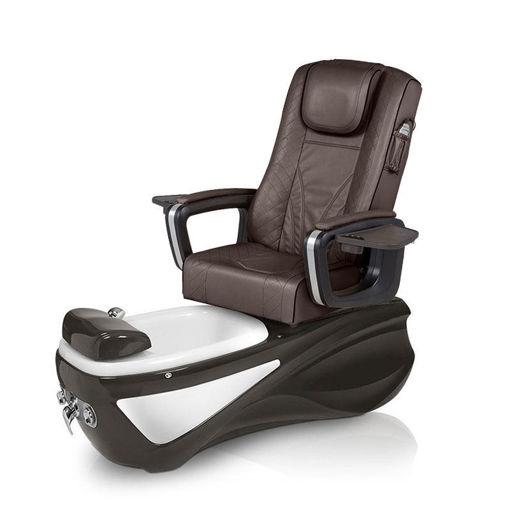 PSD-200 pedicure chair walnut color