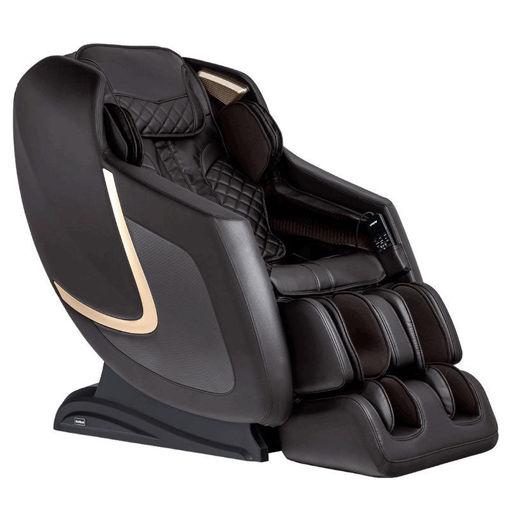 Titian Prestige 3D massage chair brown color