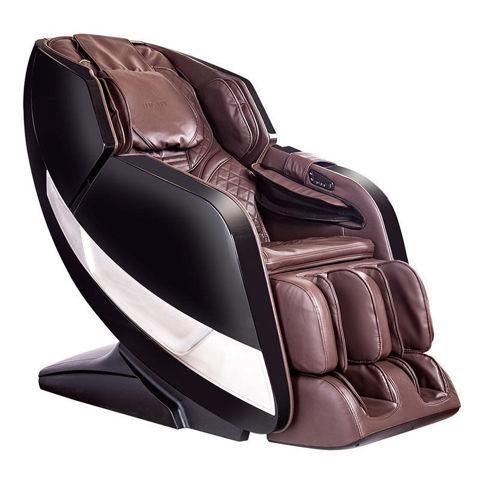 Titan Pro Omega 3D massage chair brown color