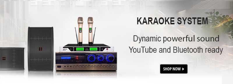 Home Karaoke systems