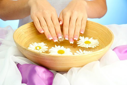 Use Almond Oil For Nail Care