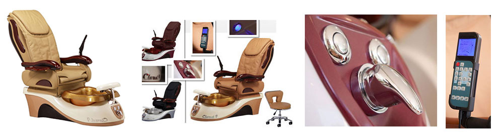Cloud 9 Pedicure Chair