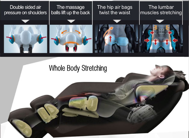 Apex Harmony body stretching