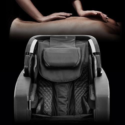 Real 3D massage roller of Osaki OS-Pro Ekon
