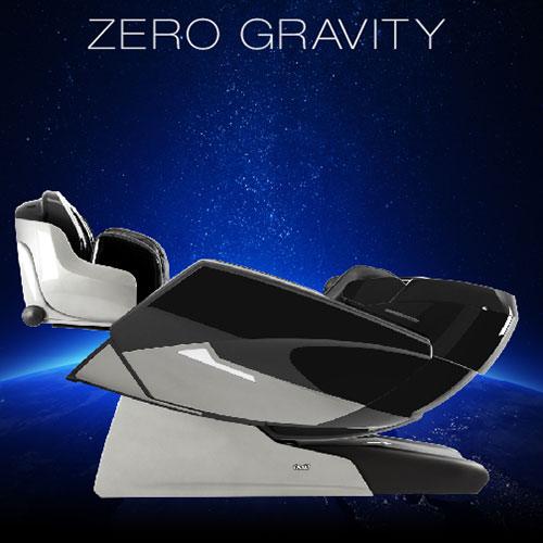 Zero gravity recline technology of Osaki Ekon massage chair
