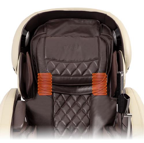 Pro Dreamer shoulder heating system