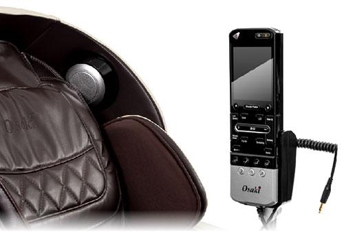 Osaki OS-7200CR MP3 music player
