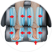 Apex Ultra air bags