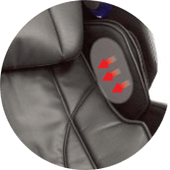 Apex Ultra shoulder massage
