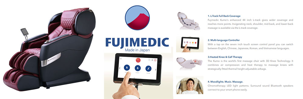 Fujimedic massage chair review
