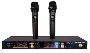 SSK-68 karaoke wireless microphone